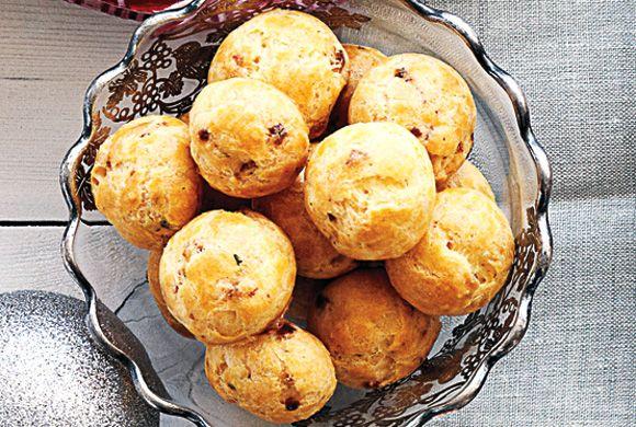 Gouda Bacon Puffs recipe - Canadian Living