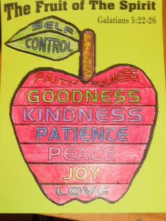 Fruit of the spirit hands on and the spirit on pinterest