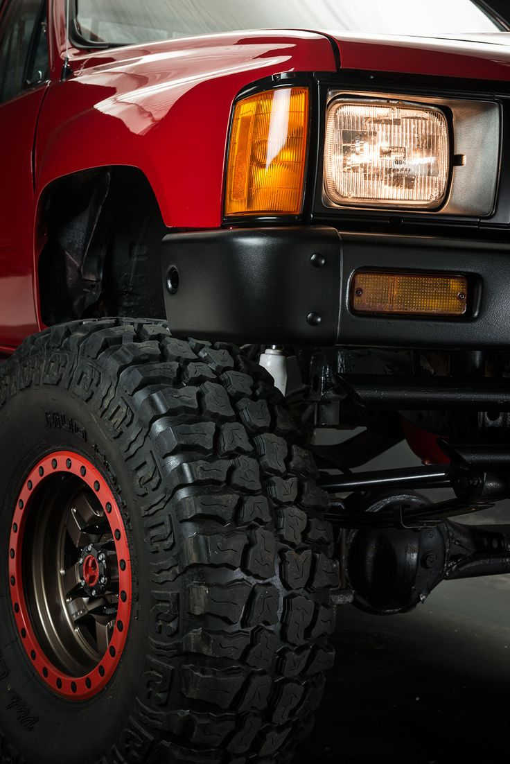 85 xtra cab 4x4 retired restored trail rig yotatech forums