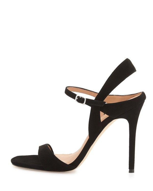 Halston Heritage - Ainsley Suede Sandal