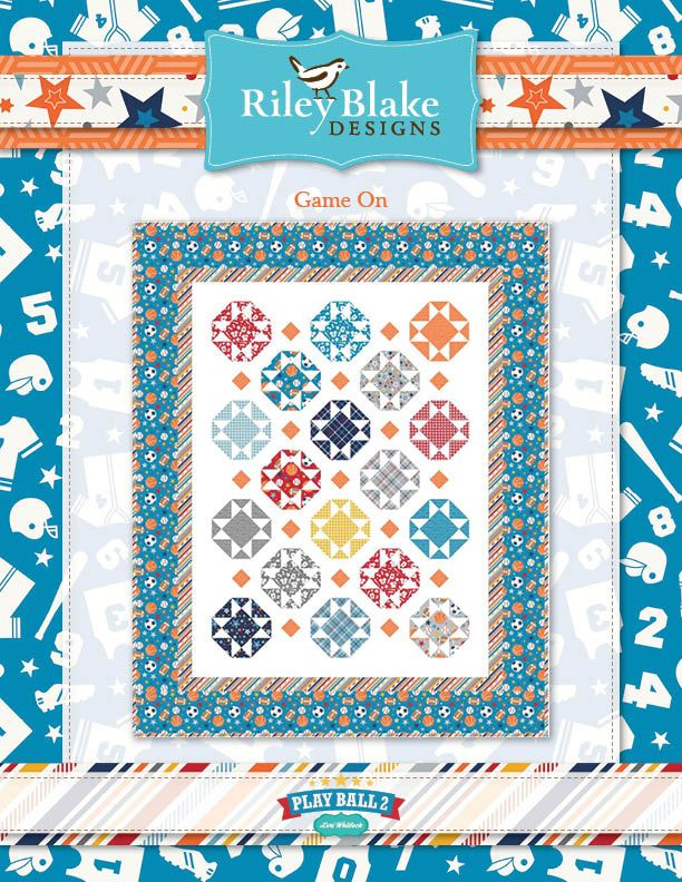 Free quilt pattern riley blake designs vintage kitchen for Kitchen quilting ideas