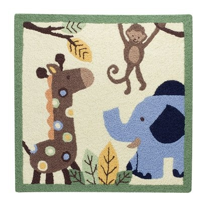 baby room rug - Thought of you, Cassie!!