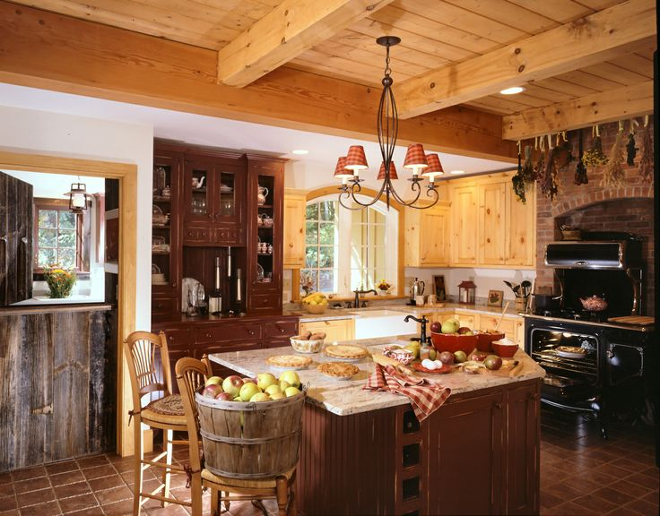 best 43 timber home kitchens images on pinterest | other | timber