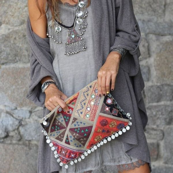 Gray looks para todas as ocasiões - Moda it | chic everyday. | Pinterest | Boho fashion, Fashion and Boho chic