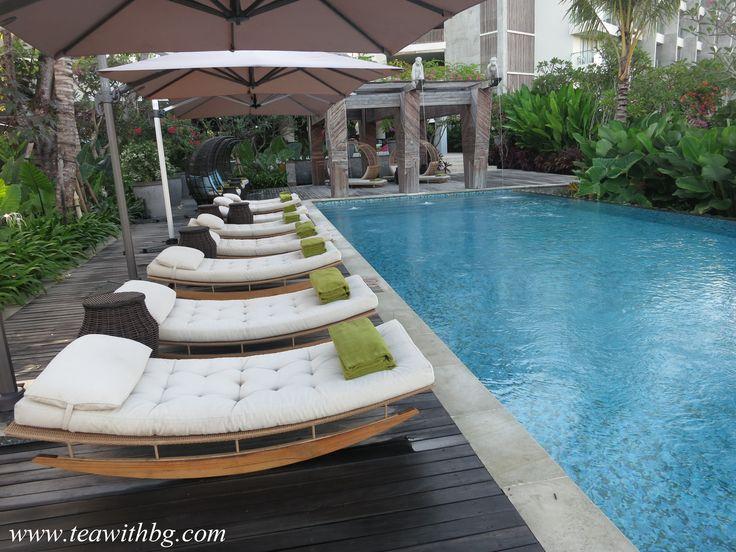 hot tub in dipping pool bali - Google Search