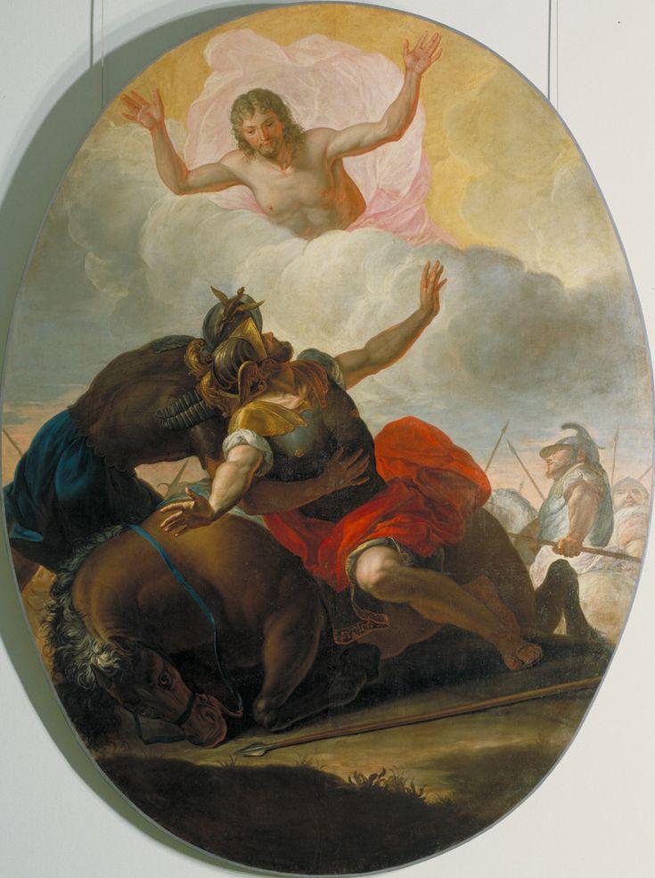 Conversion of Saint Paul / La Conversión de San pablo / Conversion de saint Paul // Ca. 1720 // Ambroise Crozat // © Musée des Augustins