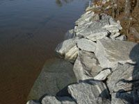 24 best erosion controlrip rap images on pinterest erosion see our rip rap gallery for pictures of erosion control options available for your lakefront home at lake keowee nearby lakes solutioingenieria Choice Image