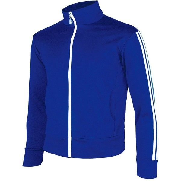 myglory77mall Men's Running Jogging Track Suit Warm Up Jacket Gym... ($24) ❤ liked on Polyvore featuring men's fashion, men's clothing, men's activewear, men's activewear jackets, mens track suits, mens activewear, mens track tops, mens track jackets and mens tracksuits