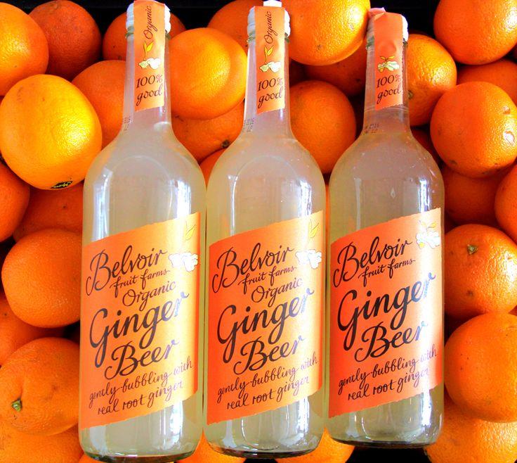 Oranje boven... Belvoir Gingerbeer #Kingsday