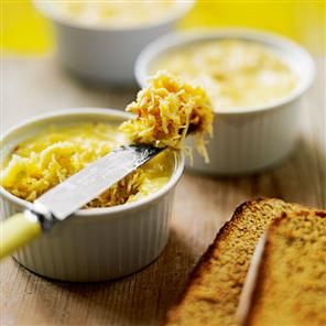 Spiced potted crab Recipe   delicious. Magazine free recipes