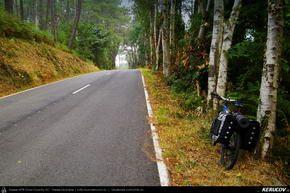 Traseu cu bicicleta MTB XC El Camino de Santiago del Norte - 7: Soto De Luina - Cadavedo - Barcia - Luarca - Almuna . MTB Ride El Camino de Santiago del Norte - 7: Soto De Luina - Cadavedo - Barcia - Luarca - Almuna - Asturia, Spania