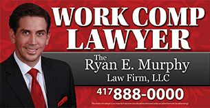 Springfield Workers Compensation Lawyer #missouri #workers #compensation #law http://health.remmont.com/springfield-workers-compensation-lawyer-missouri-workers-compensation-law/  # Missouri Workers' Compensation Lawyer Serving Injured Workers in Springfield Joplin Since 2004 A formidable advocate when you are hurt on the job At The Ryan E. Murphy Law Firm, LLC, we know you work hard. That is why we fight so fiercely to protect your rights when you are injured at work. You can...