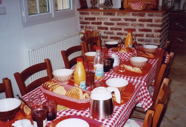 Chambre d'hôtes Un Dodo dans la P'tite Ferme à Vibeuf. A 40min de Dieppe et Fécamp.