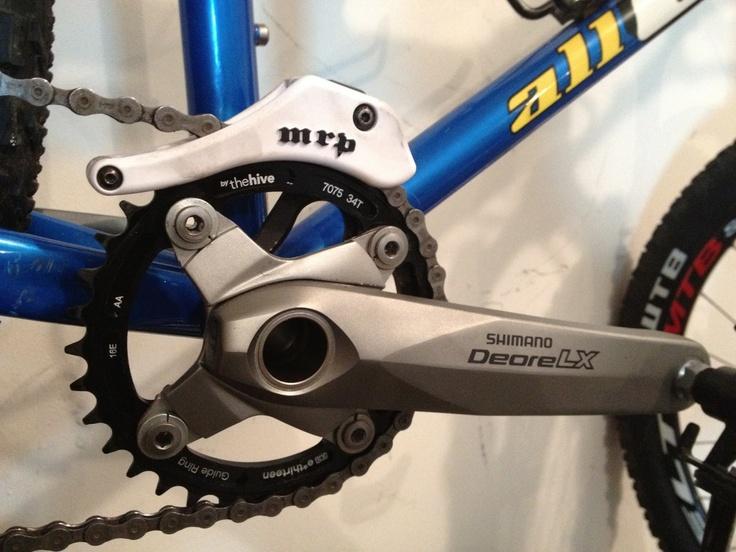 how to fix bike crank