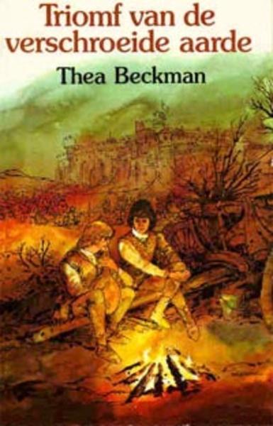 Zo' n beetje alle boeken van Thea Beckman heb ik gelezen uit de bieb