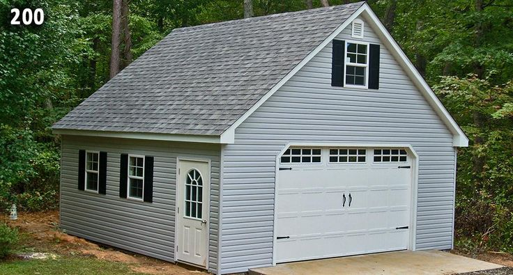28 best the garage images on pinterest garage ideas for Modular carriage house garage