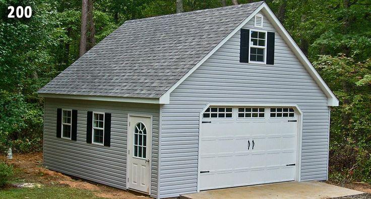 28 best the garage images on pinterest garage ideas for Modular carriage house garage