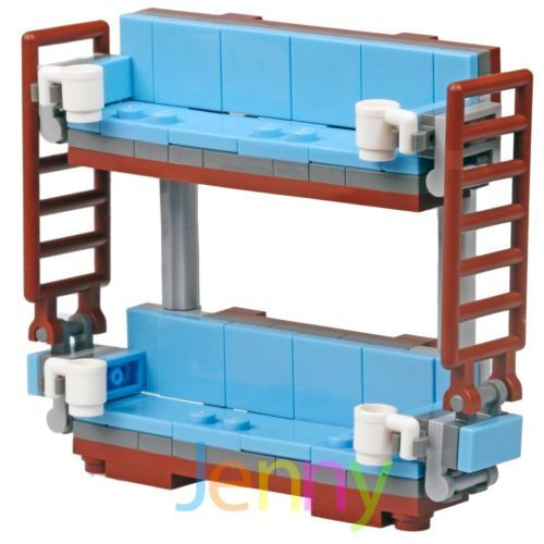 LEGO Movie Double Decker Couch - MetalBeard's Sea Cow 70810