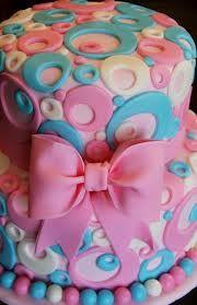 birthday cake circles - Google Search
