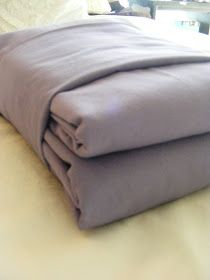 There are two things you need to know in order to fold your freshly laundered bedsheets into happy little packages waiting to be opened ...