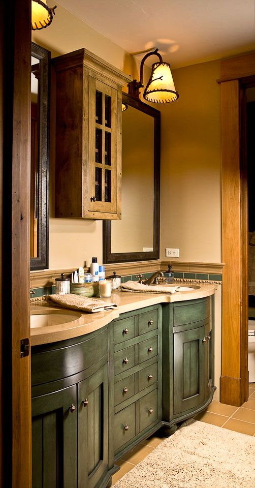 rustic bathrooms ideas 25 best ideas about small cabin bathroom on 14306 | 3bc881095b02b4e49487a34c6f99d0e7