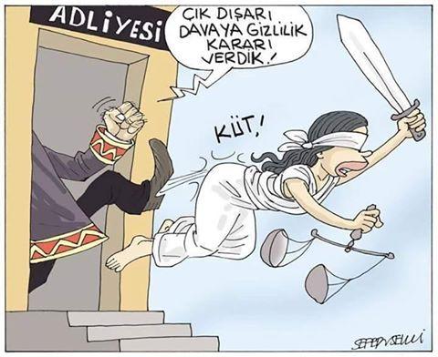 Yorumsuz... #Karikatür #Trajikomik