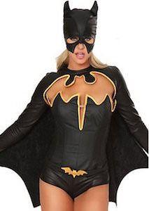 Women's Super Sexy Batman Costume