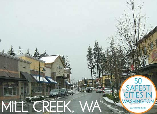 Mill Creek, WA: The 17th Safest City in Washington - Home to Everett Clinic's Mill Creek Clinic