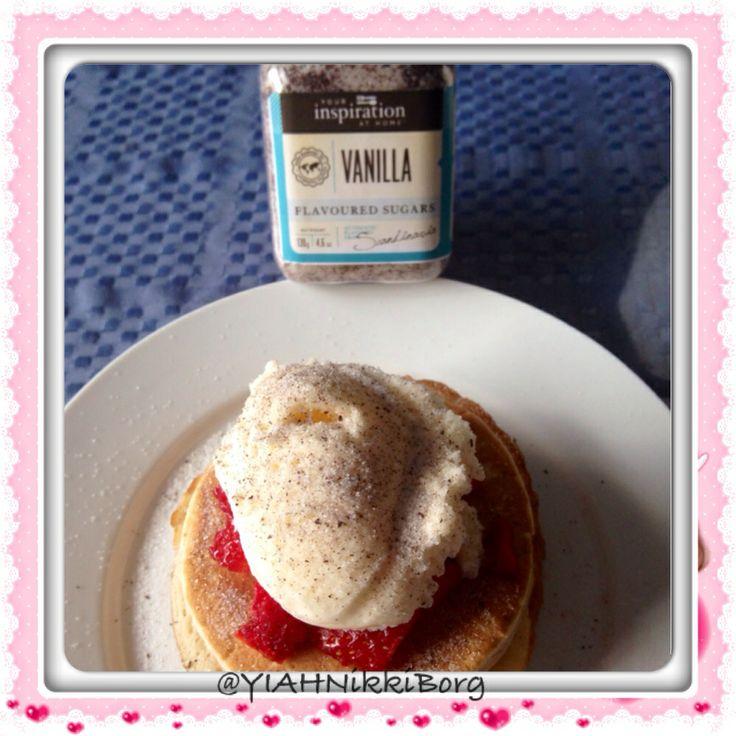 Pancakes YIAH style