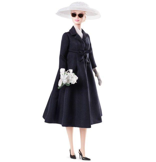 グレース・ケリー ロマンス バービー Grace Kelly The Romance Barbie Doll - バービー人形・ファッションドール通販 エクスカリバー Excalibur