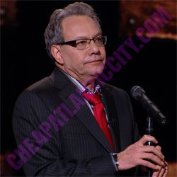 Everyone's favorite angry comic Lewis Black comes back to the Borgata Music Box for two nights, April 25th & 26th, 2014.