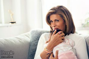 Inside Hoda Kotb's First Days as a New Mom: 'I'm Not Sleeping, and I Don't Even Care'