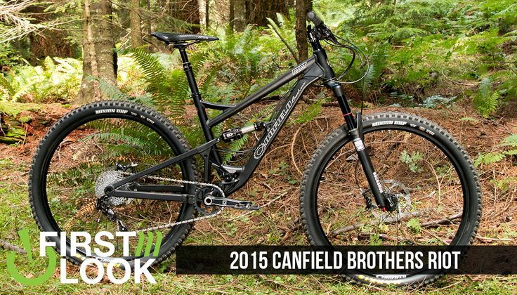 First Look: 2015 Canfield Brothers Riot
