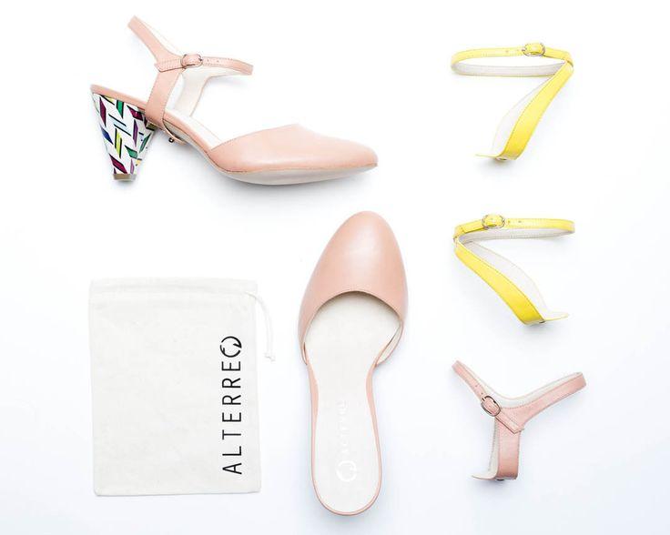 Blush Carnaval Heel Starter Kit