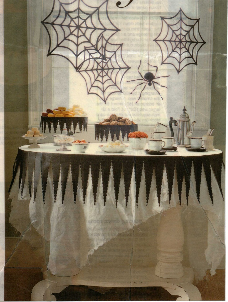 martha stewart halloween party - Halloween Decorations Martha Stewart