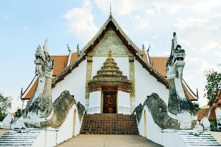 Wat Phumin - Phumin Temple, Nan Province, Thailand  THAILAND  Pinterest  T...