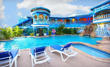 Travellers Beach Resort  Negril, Jamaica