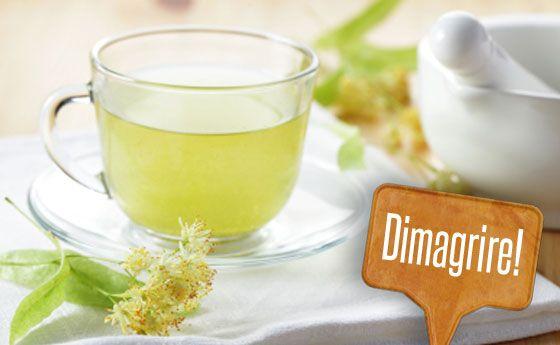Naturalmente Bella: Tisana brucia grassi zenzero pompelmo tè verde
