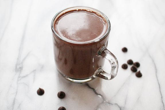 A CUP OF JO: The Best (Coconut!) Hot Chocolate Youll Ever Have