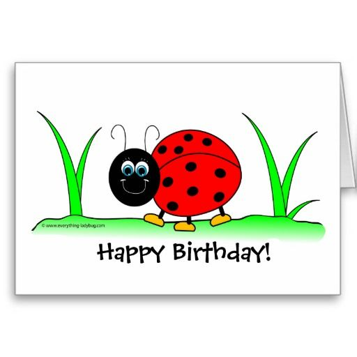 121 best Cards Ladybug images – Ladybug Birthday Cards