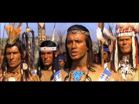 Winnetou III 1965 1080p BDRemux HUN GER ENG - YouTube