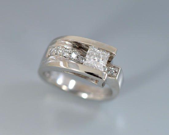 Alex Gulko - custom engagement and wedding rings, custom jewelry.