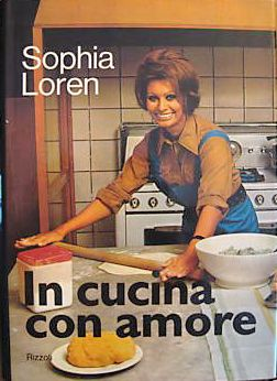 Sophia Loren's In Cucina Con Amore, 1971.