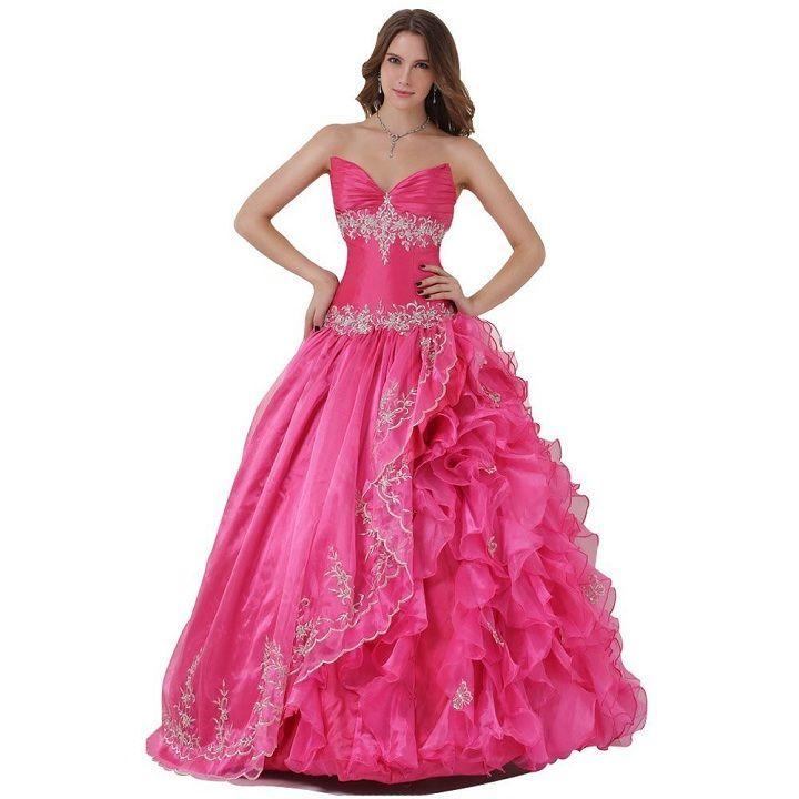 92 best PROM!!!!!!!!!!!! images on Pinterest | Princess fancy dress ...