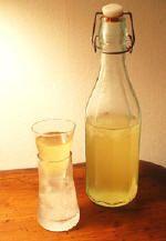 Recept Limoncello
