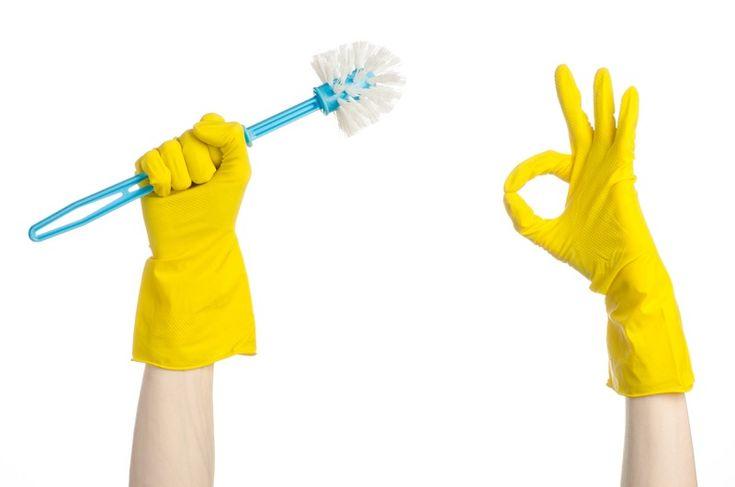 Tuesday's Tip: Zo houd je de toiletborstel schoon