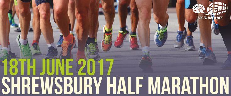 Shrewsbury Half Marathon | UK Run Chat