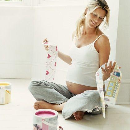 quarto de bebê cronograma para fazer a decoração papel de parede