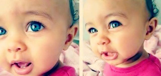 biracial blue eyes | ... 704 notes & tagged as: #biracial #mixed babies…