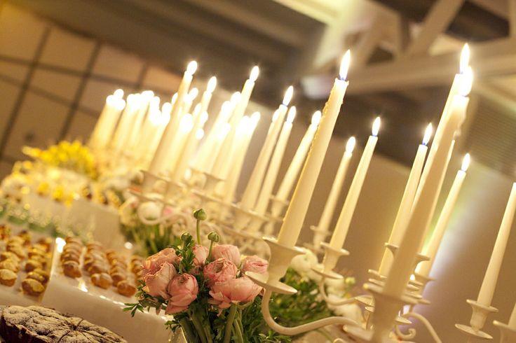 www.italianfelicity.com #weddinglights #candles #weddingdetails